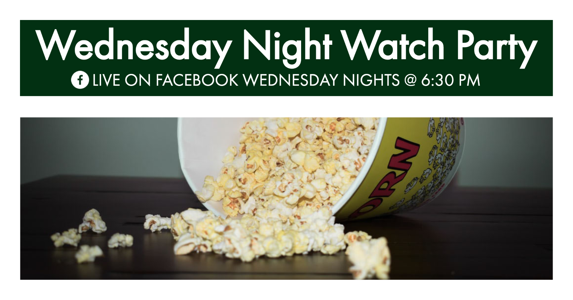 Wednesday Night Watch Party